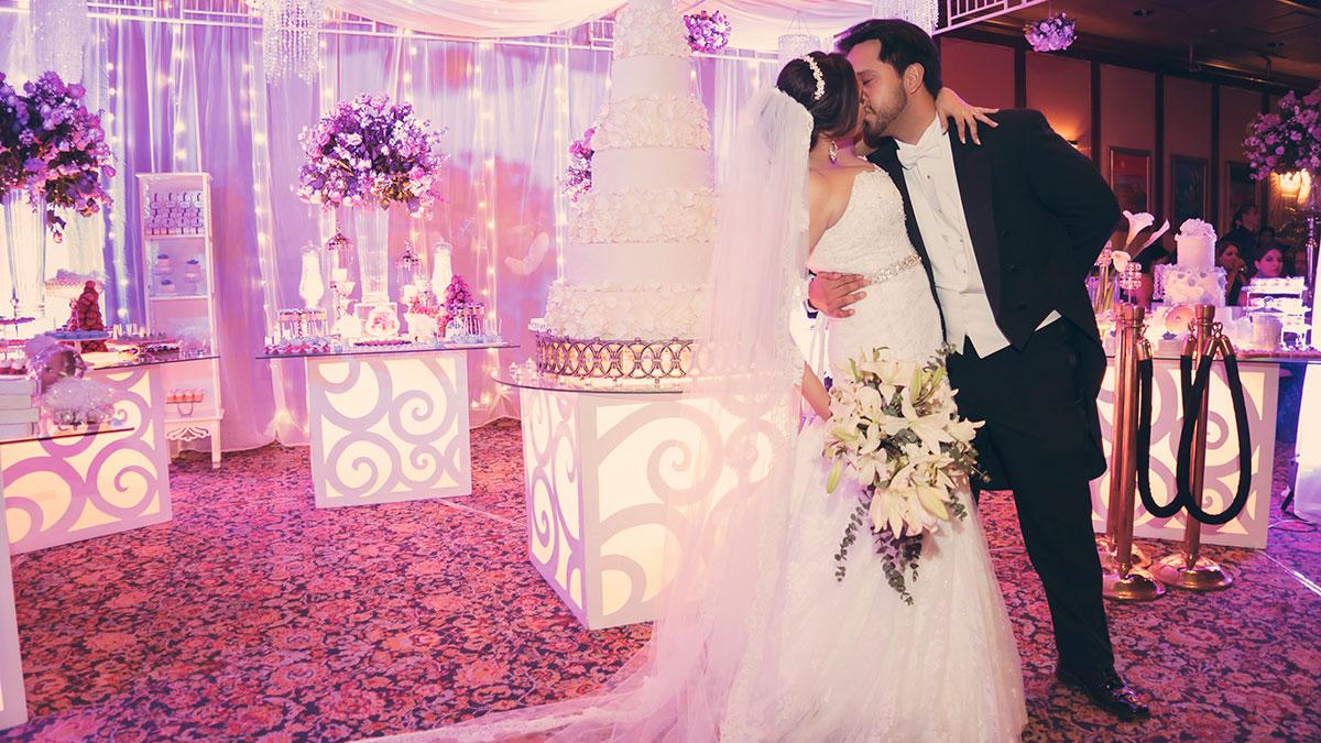 fotografía matrimonio