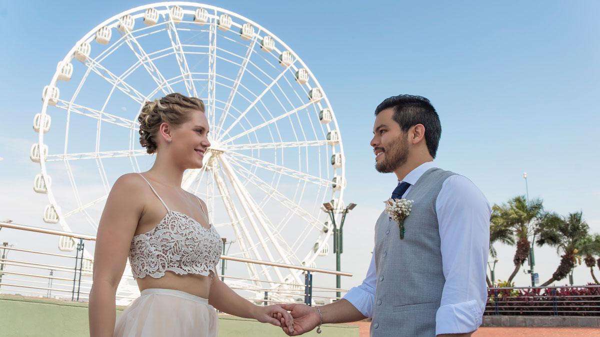 fotografía matrimonio Guayaquil